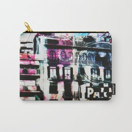 City Choas Carry-All Pouch