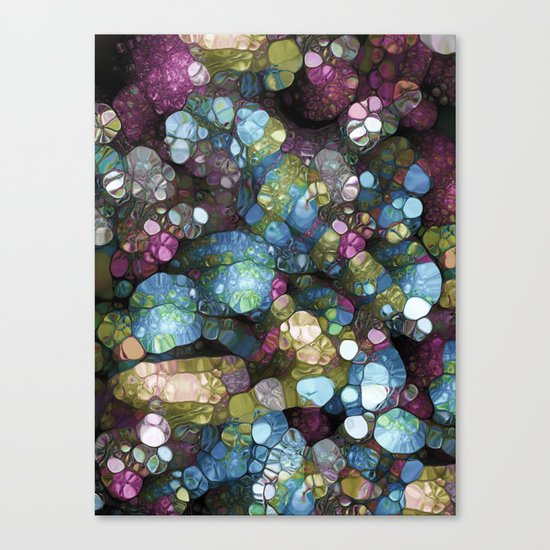 Chic! Canvas Print