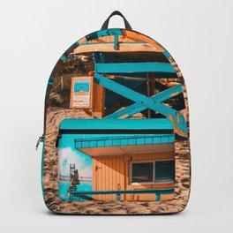 Miami Beach Backpack