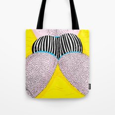 Juicy Butts Tote Bag