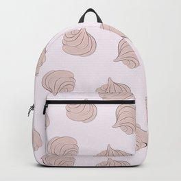 Meringues pattern Backpack