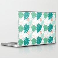 hawaiian Laptop & iPad Skins featuring Hawaiian Holidaze by Pamela Hamilton Designs