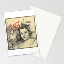 Hedwig and the angry Hertz Stationery Cards