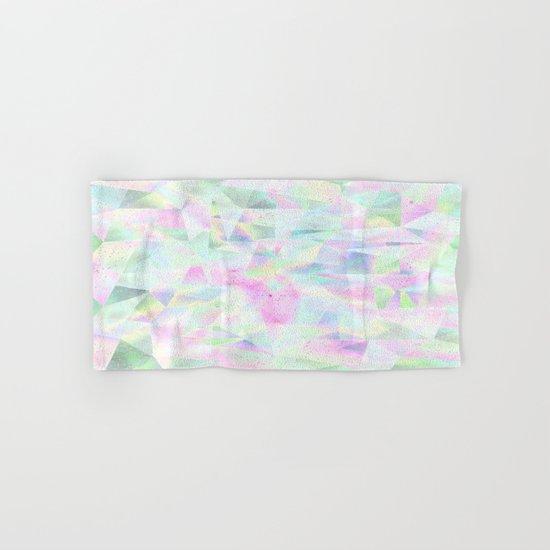 GEOMETRIC ART Hand & Bath Towel