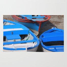 Capri Boats Rug