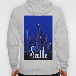 Seattle Space Needle Hoody
