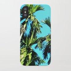 Beetle Nut Tree iPhone X Slim Case