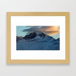 Rocky Mountains 5 Framed Art Print