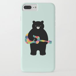 Happy Song iPhone Case