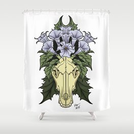 Lycanthropy Shower Curtain