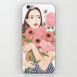 Leonora iPhone Skin