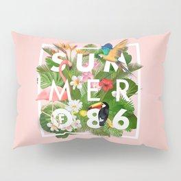 SUMMER of 86 Pillow Sham