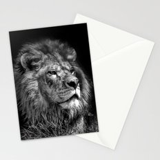 Proud Young Lion Stationery Cards