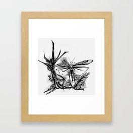 #3 Framed Art Print