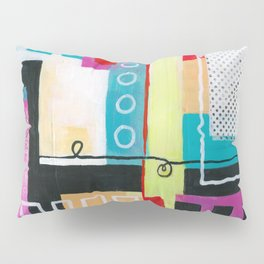 Determined Direction Pillow Sham
