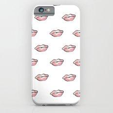 Pink Lips iPhone 6s Slim Case