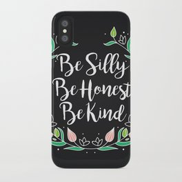 Be... iPhone Case