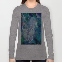 Lunar neuronal essence Long Sleeve T-shirt