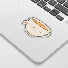 Teacup Sticker