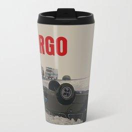 Fargo Movie Poster  Travel Mug