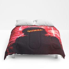 Just Being Comforters