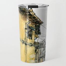 vintage 1757 Travel Mug