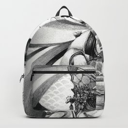 Madam Butterly Backpack