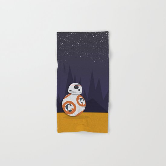 BB8 Hand & Bath Towel