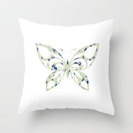 Butterfly 101 Throw Pillow