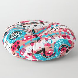 Flawed Oddity Floor Pillow