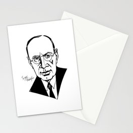 Sergei Prokofiev Stationery Cards