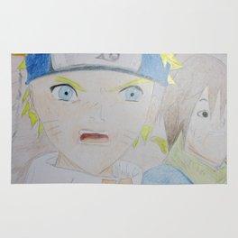 Naruto Unleashed Rug