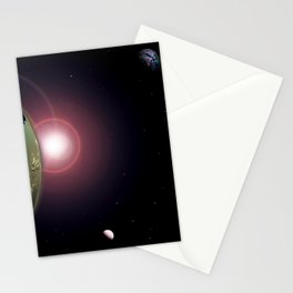 There's Hope Just over the Horizon Stationery Cards