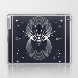 The Magician or Le Bateleur Tarot Laptop & iPad Skin