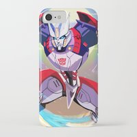 transformers iPhone & iPod Cases featuring Transformers: Drift by Esuerc Voltimand