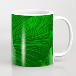 Renaissance Green Coffee Mug