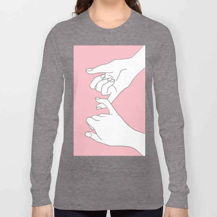 Pinky Promise 2 Long Sleeve T-shirt