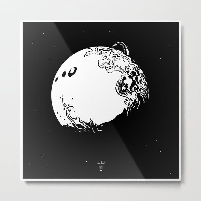 IO Metal Print