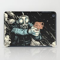 attack on titan iPad Cases featuring Attack! by carbine