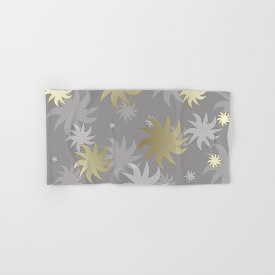 CHRISTMAS STARS 03 Hand & Bath Towel
