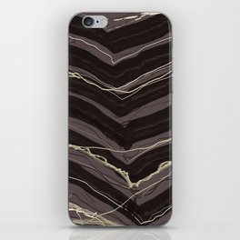 Burnout At Chevron iPhone Skin