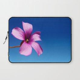 Purple bloom Laptop Sleeve