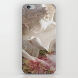 And of Eros and Psyche iPhone Skin