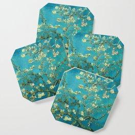 Vincent Van Gogh Blossoming Almond Tree Coaster