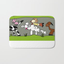 CuteAnimals Bath Mat