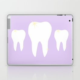 Les Dents Laptop & iPad Skin