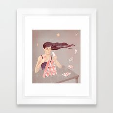 Faith Framed Art Print