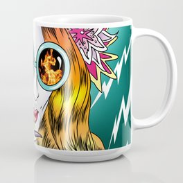 Beach Frenzy Coffee Mug