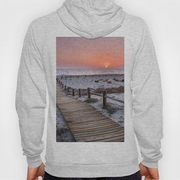 """To the beach...""Cabo de Gata"". Hoody"