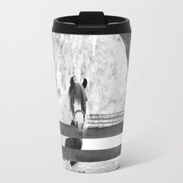 Gypsy Vanner Beauty Travel Mug